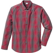 Chemise à carreaux regular fit rouge manches longues homme - bonprix