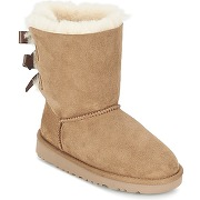Boots femmes ugg bailey bow beige