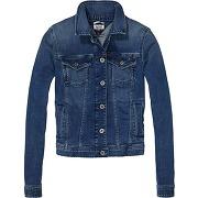 Veste en jean bleu - hilfiger denim