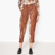 Soldes ! pantalon velours 7/8 ème giuliano - mes demoiselles
