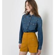 Soldes ! chemise denim - feminin - bleu - levi's
