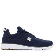 Soldes ! baskets heathrow - - bleu - dc shoes