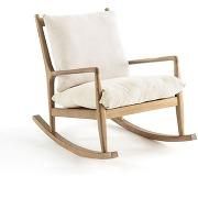 Rocking-chair lin, dilma ecume
