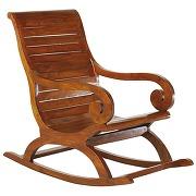 Rocking chair - hanoi - l 56 x l 110 x h 97