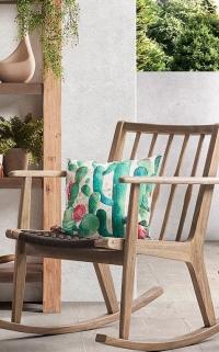 Rocking chair (Drawer)