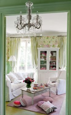 d co maison adoptez le style shabby chic pureshopping. Black Bedroom Furniture Sets. Home Design Ideas