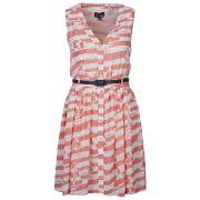 Yumi robe d'été rose