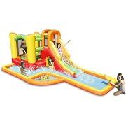 Aire de jeux gonflable aquatique pour enfant