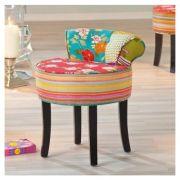 Chaise design patchwork vladimir