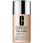 Even better - makeup spf15 fond de teint eclat correction teint spf15
