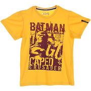 T-shirt imprimé batman du 10 au 18 ans garçon