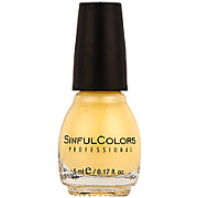 Vernis à ongles - vernis à ongles - femme - jaune - sinfulcolors for galeries lafayette - solde