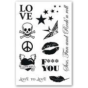 Kit de tatouages rock my tatoo