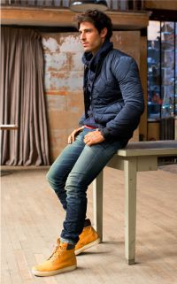 Look homme Timberland