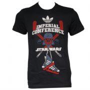 Adidas - star wars d tee shirt homme - o58950 noir