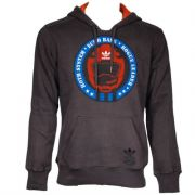 Adidas - star wars d hd sweat homme - marron