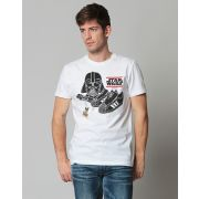 Tee-shirt adidas star wars d blanc