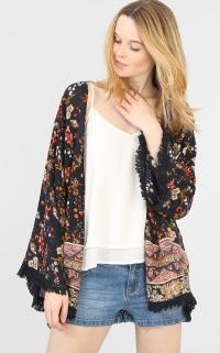 Le must have de la saison : le kimono