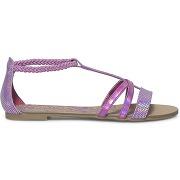 Sandale violet fille