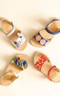 SOLDES : Je shoppe des petites sandales pour ma fille