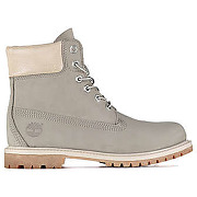 Boots timberland icon 6 inch premium boot gris femme
