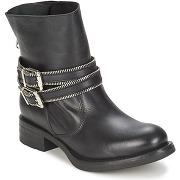Boots femmes unisa india noir
