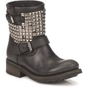 Boots femmes ash titan noir