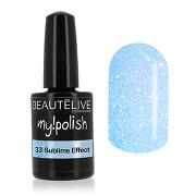33 - sublime effect - 14ml - my!polish - scintillant, beautélive, femme