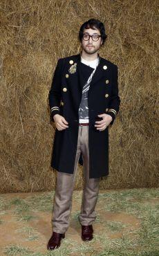 Le look chic et décalé de Sean Lennon