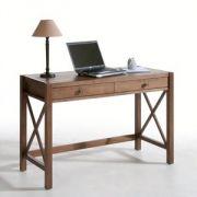 Mon bureau en bois fa on brocante chic pureshopping for Bureau en solde