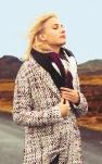 L'écharpe, l'accessoire essentiel à l'automne !