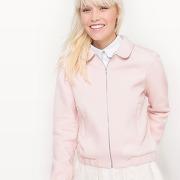 Soldes ! bomber, coton - feminin - rose - mademoiselle r