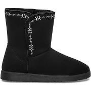 Boots fourré noir