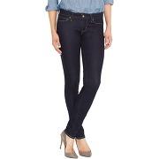 Levis - jean - femme - curve id - demi curve - mid rise skinny - 0447 - bleu brut