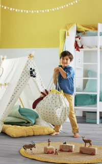 Chambre d'enfant (Vertbaudet)