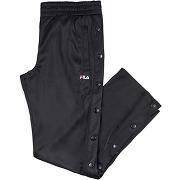 Fila femme pantalon à boutons geralyn noir pantalon
