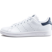 Adidas homme stan smith blanche et bleue tennis