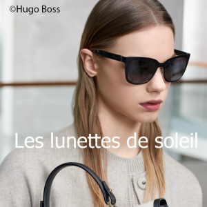 Pub : Hugo Boss