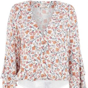 Shes dainty bodysuit blouse free people femme....