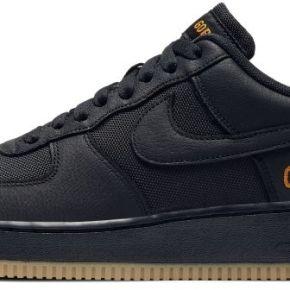 Chaussure nike air force 1 gore-tex - noir