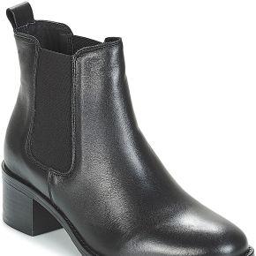 Boots femmes andré crumble noir