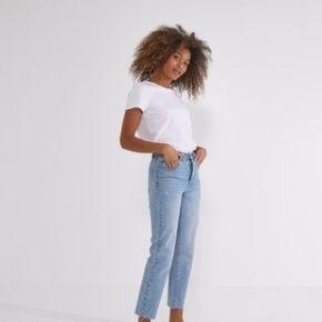 Jean droit taille haute basile jean moyen - promod