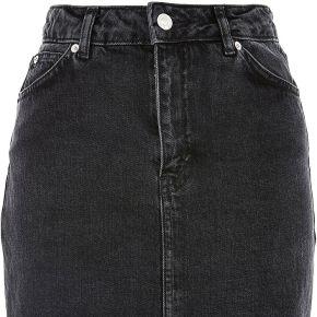 Denim mini skirt jupe en jean topshop femme....