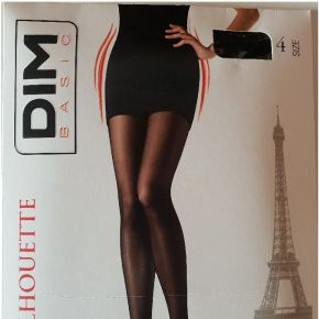 Dim basic silhouette 40 d ligt shaping tights...