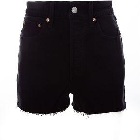 Levi's femme 778790002 noir coton shorts
