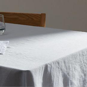 Faro, nappe de table 100% lin 160 x 240 cm,...