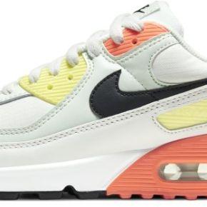 Chaussure nike air max 90 pour femme - blanc