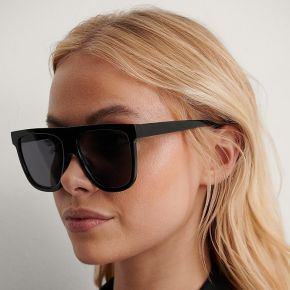 Na-kd accessories lunettes de soleil À Écran...