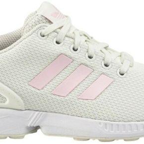 Adidas, sneakers zx flux w beige, femme,...