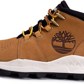 Timberland homme brooklyn city mid marron boots